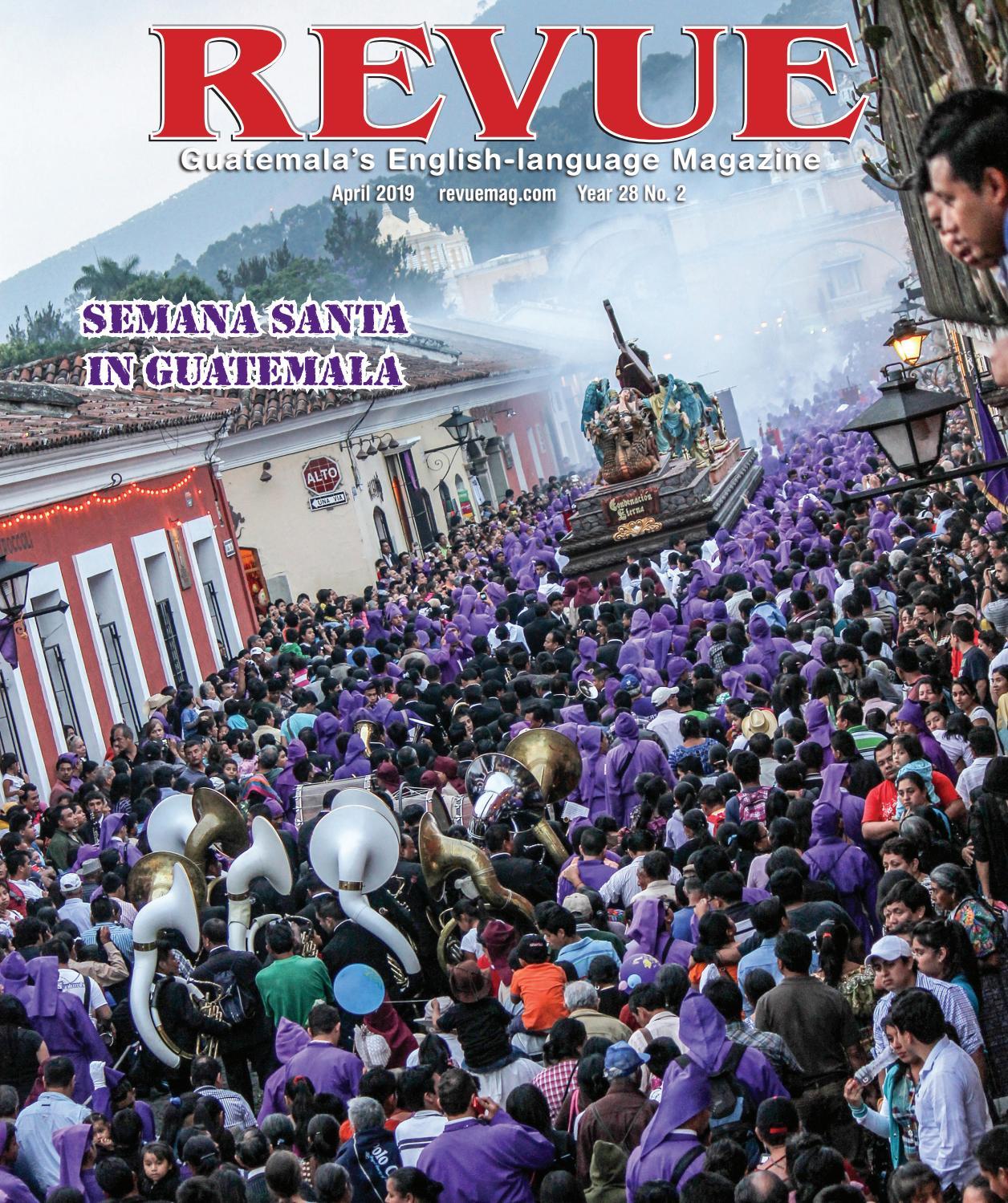 REVUE Magazine April 2019 by Revue Magazine - issuu