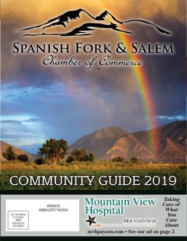 2019 Spanish Fork & Salem Chamber of Commerce Community