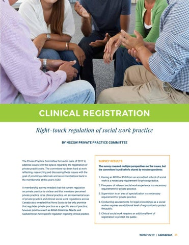 Page 11 of Clinical Registration