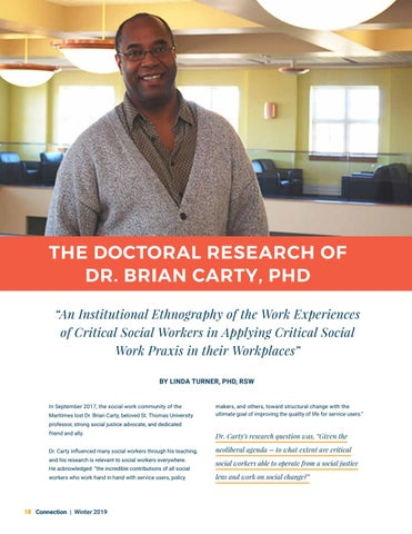Page 18 of The Doctoral Research of Dr. Brian Carty, PhD