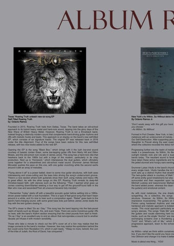 Page 6 of Album Reviews