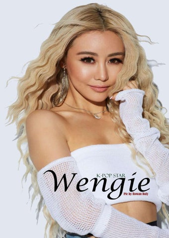 Page 9 of Wengie Talks New Single