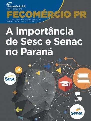 416d3ea924 Revista Fecomércio PR - nº 128 by Federação do Comércio de Bens ...
