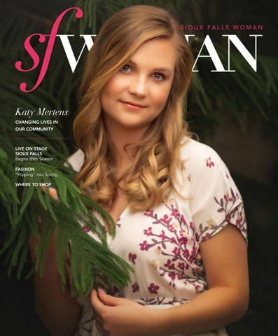8e61addfe86 Sioux Falls Woman Magazine - April/May 2019 by Sioux Falls Woman ...