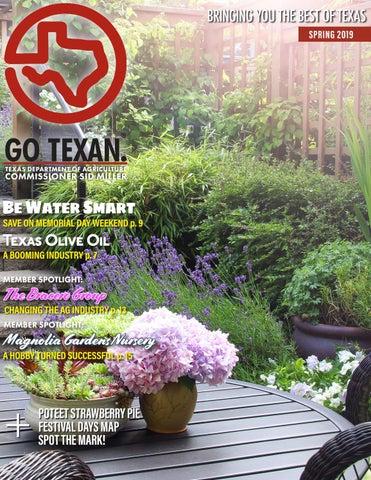 GO TEXAN Spring 2019 by GO TEXAN - issuu