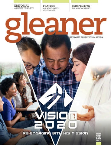 517f0f1f7ba1c Gleaner — March April 2019 by Gleaner - Northwest Adventists in ...
