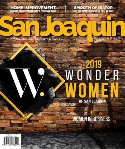 c4261b222a8 San Joaquin Magazine April 2019 by San Joaquin Magazine - issuu