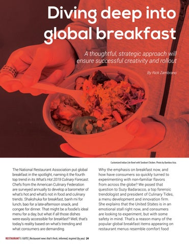 Page 24 of Diving deep into global breakfast