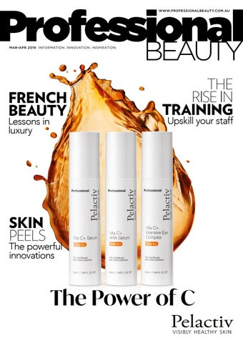 Professional Beauty March-April 2019 by The Intermedia Group