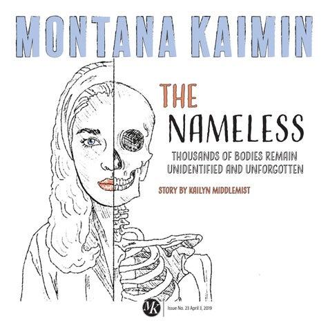 Montana Kaimin Issue No.