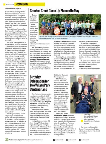 Peachtree Corners Magazine - Spring 2019 by Living in