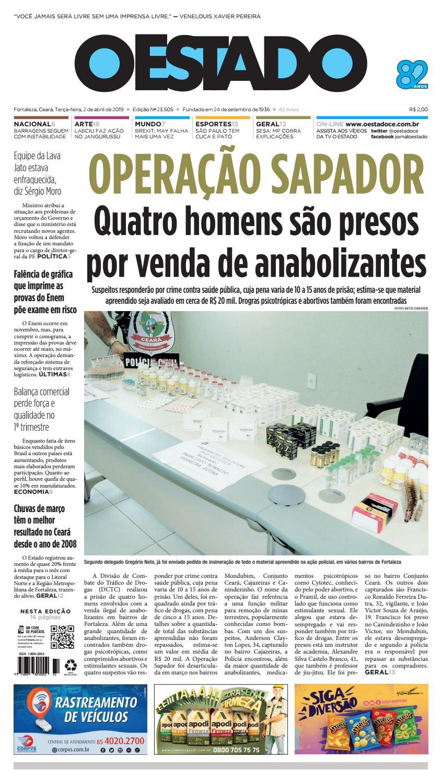 0075b5c4d 02 04 2019 Edição 23504 by Jornal O Estado (Ceará) - issuu