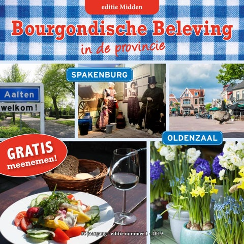 98e0f606145 Bourgondische Beleving: Midden 01-2019 by ARDS Media - issuu