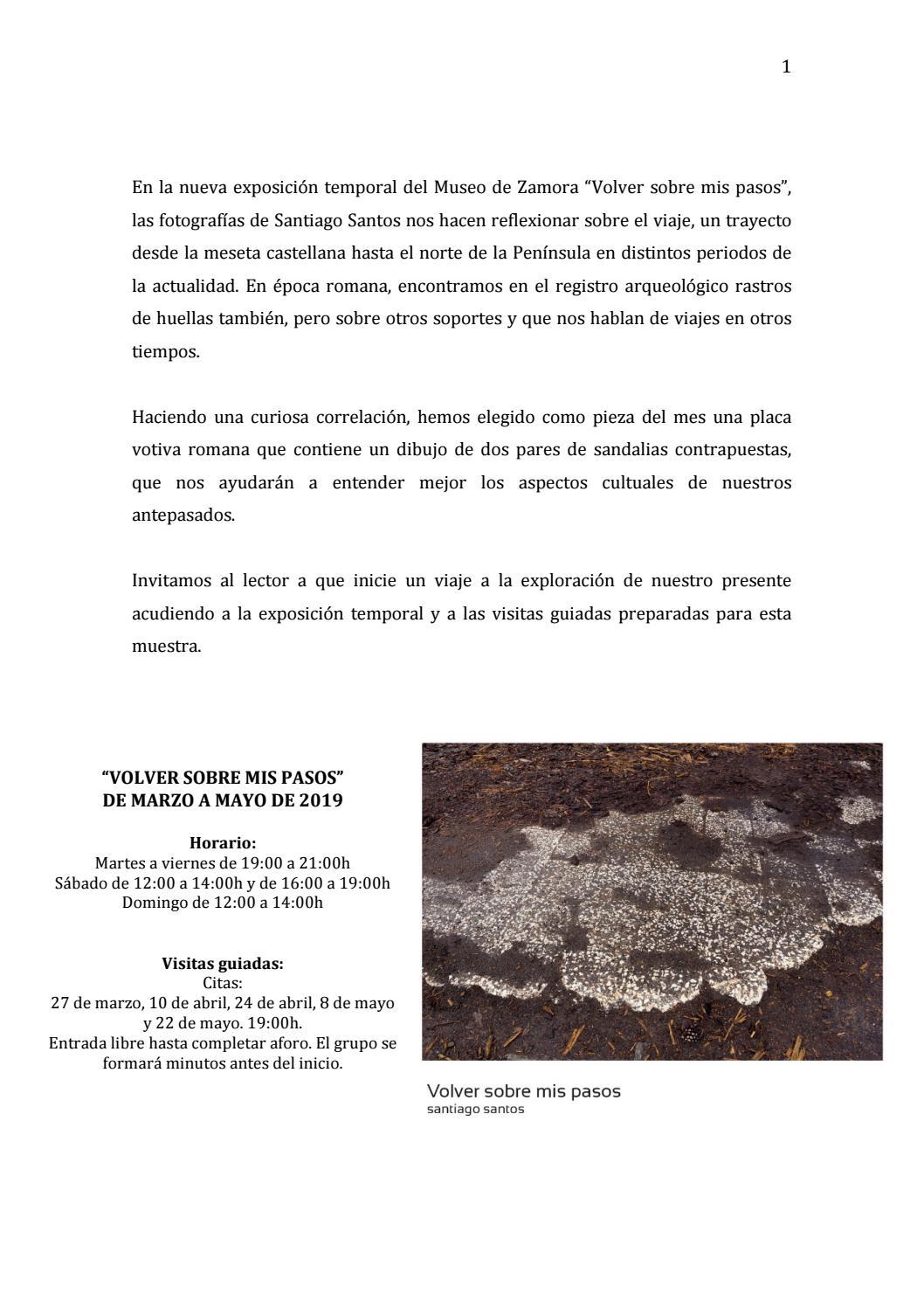 Zamora Issuu Votiva De Museo Placa Piezadelmes By gvYbyIm76f