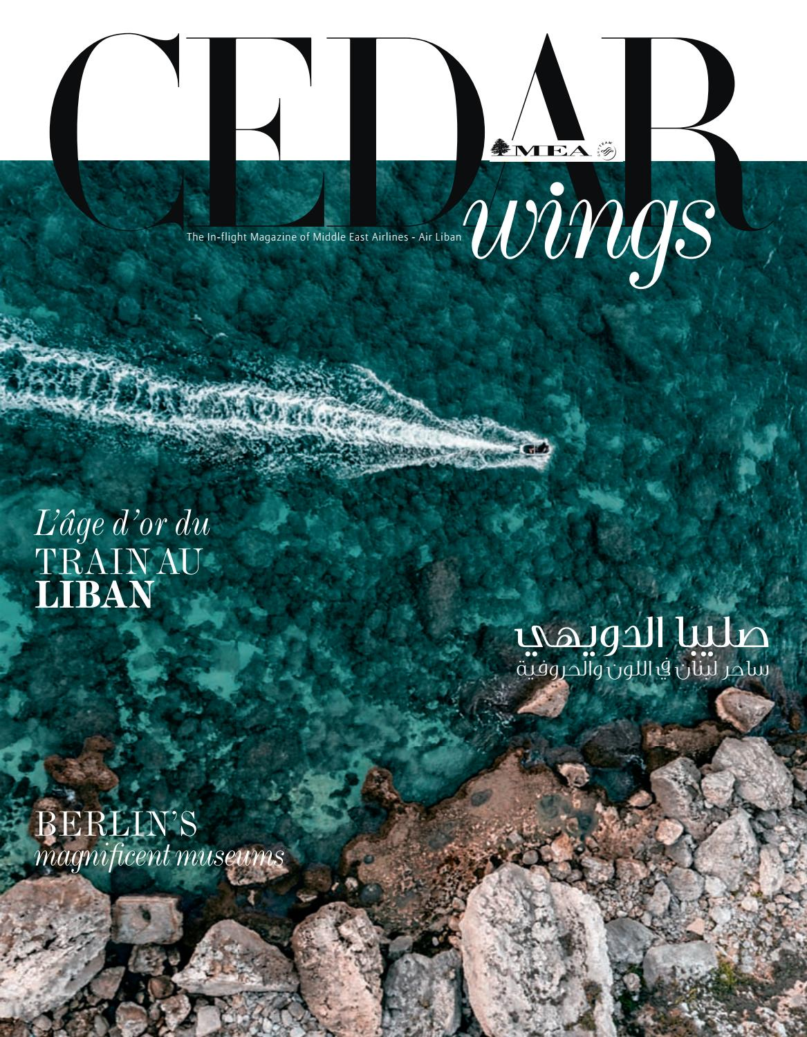 300ad57e1 Cedar Wings magazine. April - May 2019 by CreativeLounges - issuu