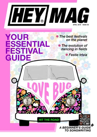 9843f8ee23fa7 Hey Music Mag - Issue 5 - April 2019 by Hey Music - issuu