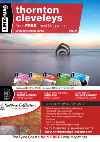 LINK-MAG | Thornton Cleveleys | April 2019 by LINK-MAG - issuu