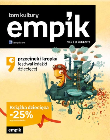 Tom Kultury 62019 By Empik Issuu