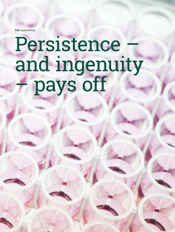 Page 49 of Persistence - and ingenuity  pays off