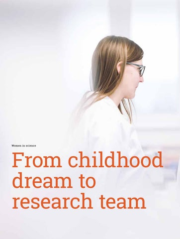 Page 52 of From childhood dream to research team