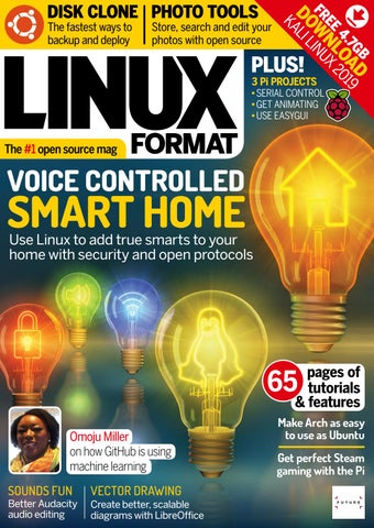 Linux Format 249 (Sampler) by Future PLC - issuu