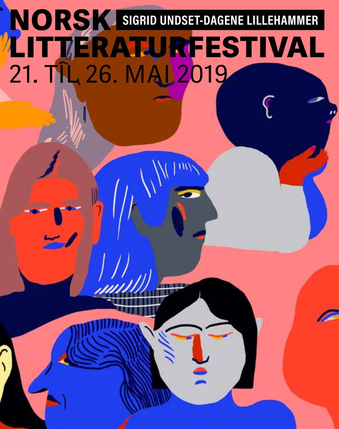 8552240b Norsk Litteraturfestival 2019 by Norsk Litteraturfestival - issuu
