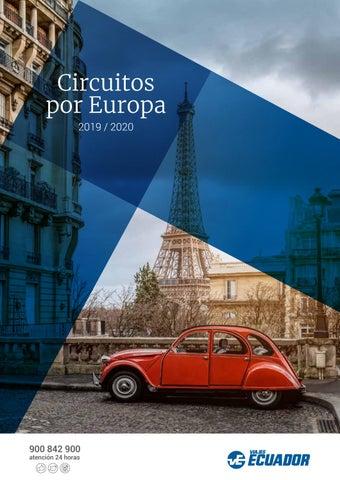 Viajes By Issuu Europa Globalia 2019 2020 Por EcuadorCircuitos w80nkXPO