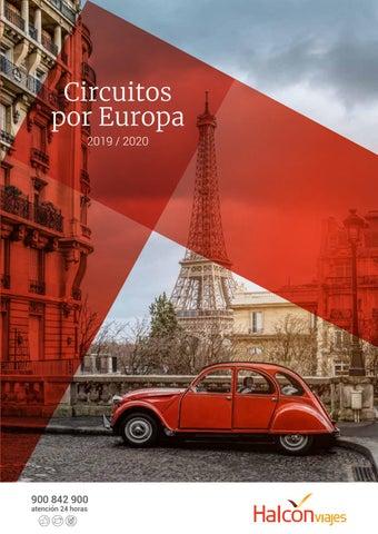 3a380223 Halcón Viajes. Circuitos por Europa 2019 - 2020 by Globalia - issuu