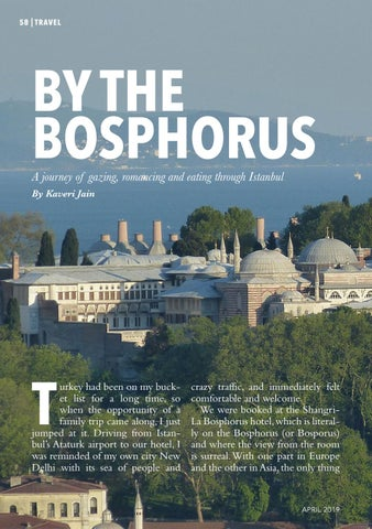 Page 58 of By the Bosphorus