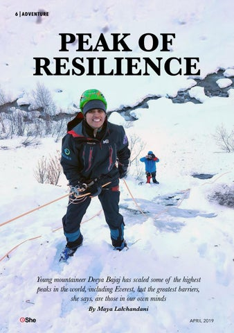 Page 6 of Peak of Resilience