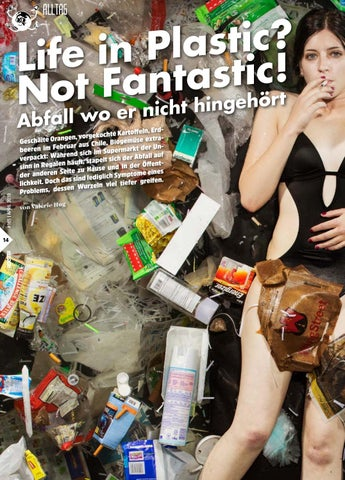 Page 14 of Life in Plastic? Not Fantastic!