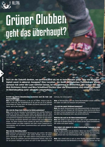 Page 18 of Grüner Clubben