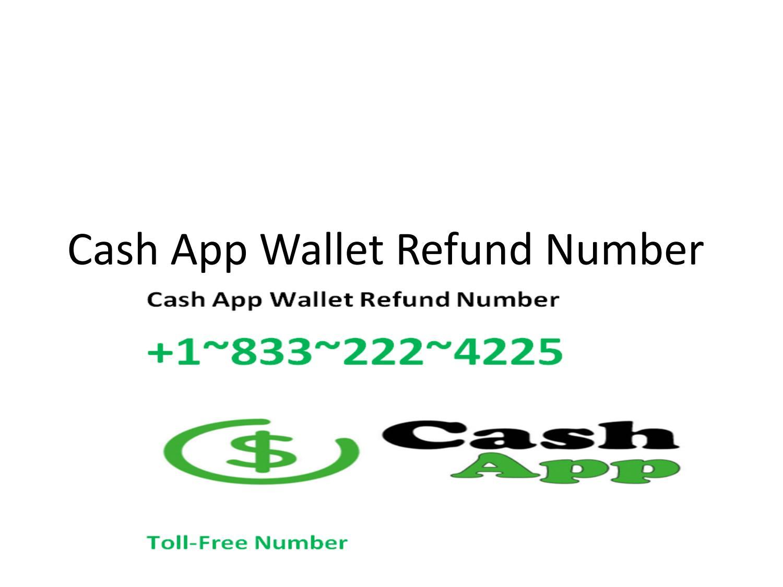 Cash App Wallet Refund Number 18332224225 cash app login failed by