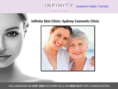 Infinity Skin Clinic: Sydney Cosmetic Clinic by Infinity Skin Clinic