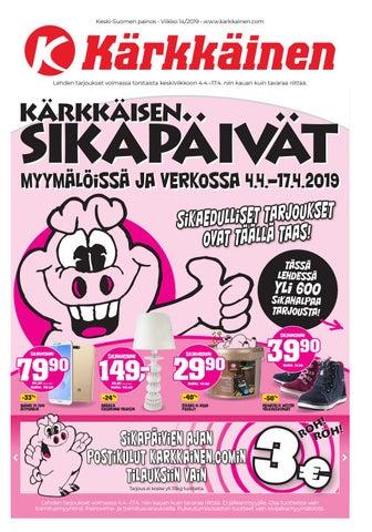 online store 34fc9 1cb14 Kärkkäisen mainos (14 2019) (K-S) by Tavaratalo J. Kärkkäinen Oy - issuu