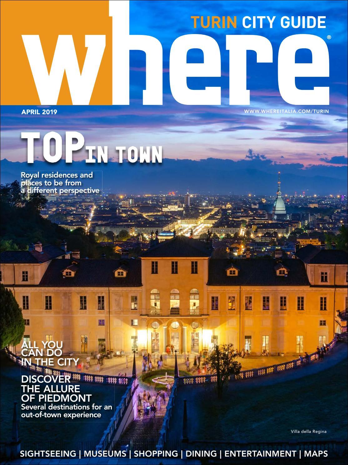 La Pietra Srl Asti where magazine turin apr 2019 by morris media network - issuu