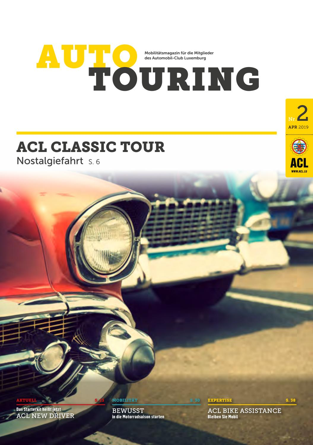 Autotouring - April 2019 by ACL - issuu