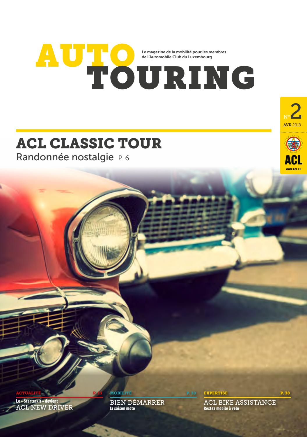 Avril 2019 By Issuu Autotouring Acl htCsQrd