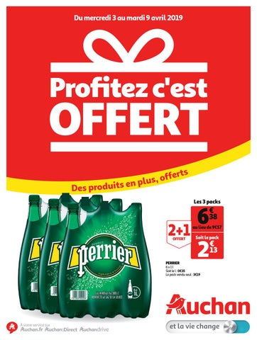 f1f5002828bca Tract Auchan - 3 au 9 avril 2019 - Pâques by Auchan Saint-Omer - issuu
