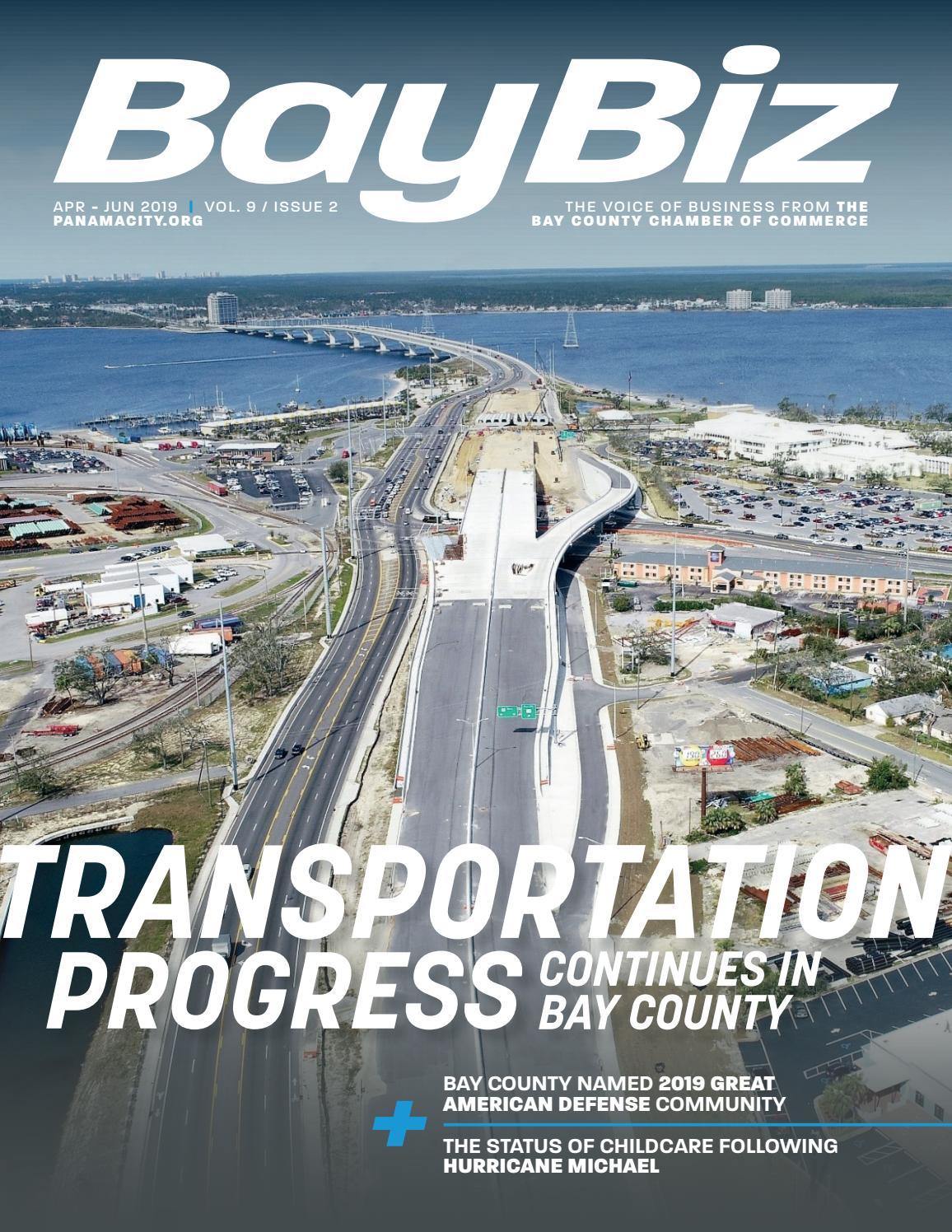 Bay Biz Vol 9/Issue 2 (Apr-Jun) by Bay County Chamber of