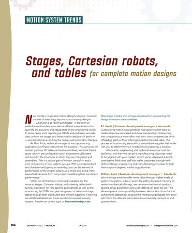 Page 108 of Stages, Tables, & Cartesian Robots