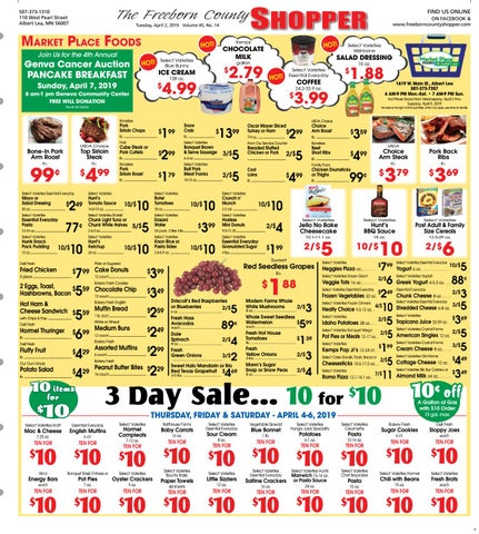 FC 04 02 19 by Freeborn County Shopper - issuu