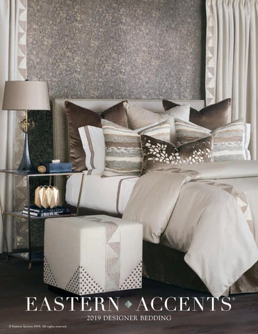 Eastern Accents Designer Bedding Collection By Eastern ...