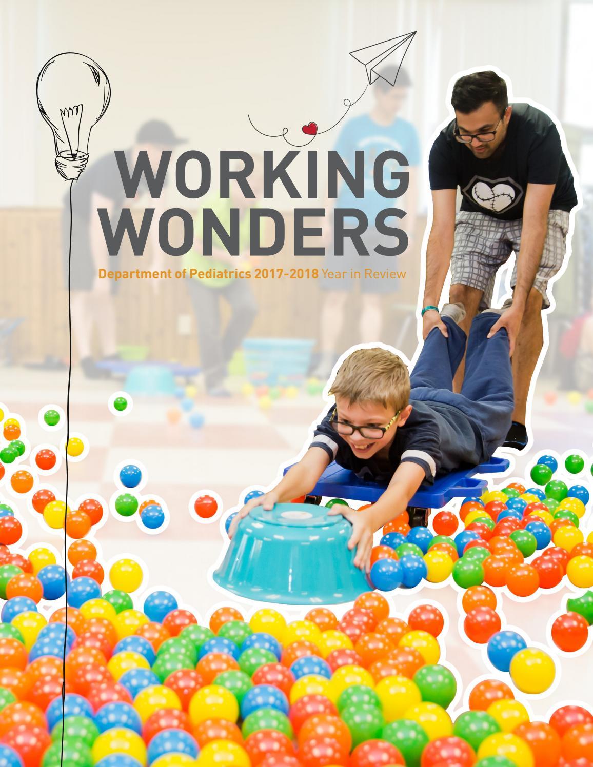 University of Alberta Department of Pediatrics - Working