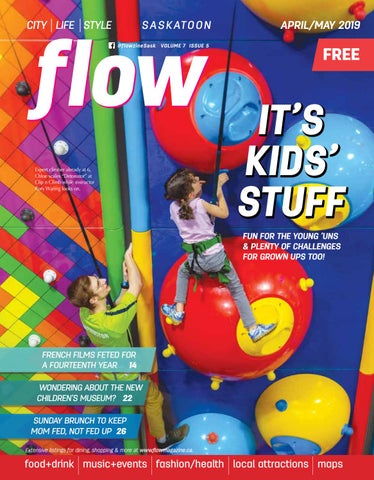 Spring 2019 Active Fun For Kids By Flow Magazine Issuu