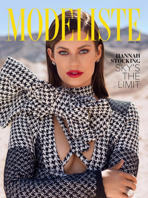 5ca2e09079da Modeliste April 2019 by Modeliste Magazine - issuu