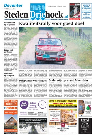 daa8825577df75 Nieuwsblad Stedendriehoek Deventer wk14-2019 by Uitgeverij ...