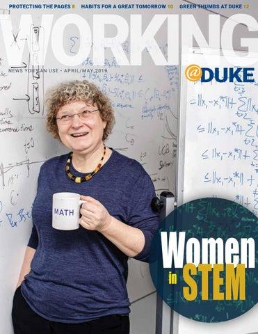 Working@Duke August/September 2016 Issue by Working Duke - issuu