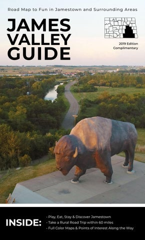 James Valley Guide 2019 Edition by ndrecreationguides - issuu