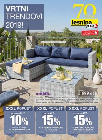 Lesnina Katalog Vrtni Trendovi Od 02 16042019 By Catalog
